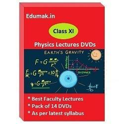 Class XI Physics Lectures DVDs