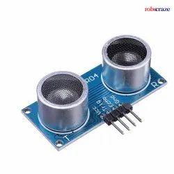 Robocraze HC-SR04 Ultrasonic Distance Range Transducer  Sensor Module