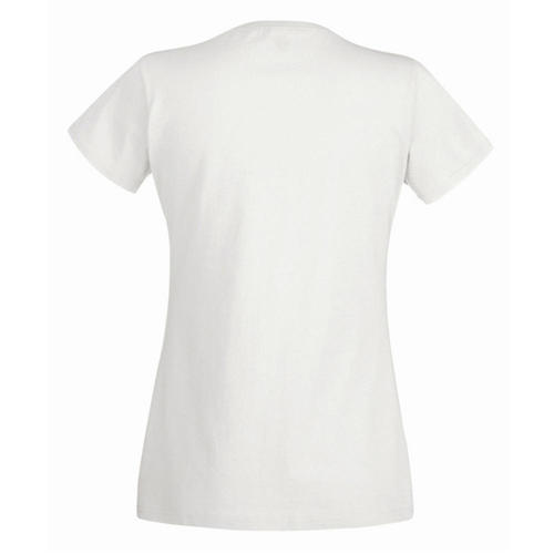 Ladies Plain Round Neck T- Shirts