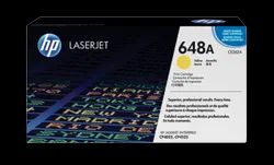 Hp 648a Yellow Original Laserjet Toner Cartridge (CE262A)