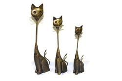 Cat Set of 3