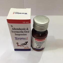 Albendazole 200mg, Ivermectin 1.5 mg