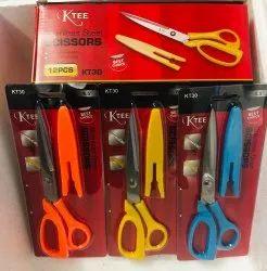 Ktee 30 Plastic Scissors