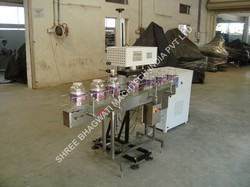 Induction Cap Sealing Machine For Pet Bottle