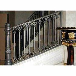 MS Staircase Railings