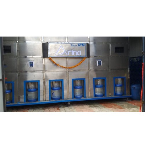 Water ATM Plant