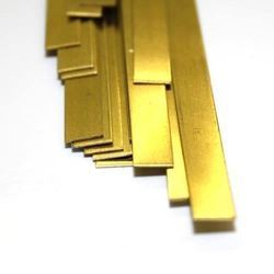 Golden Brass Strips, Strip
