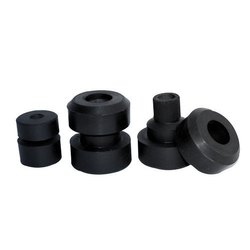 Black Rubber Mounts