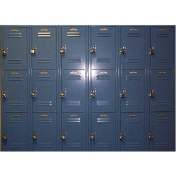 As Req Safe Deposit Locker Cabinet, Size/dimension: Standard