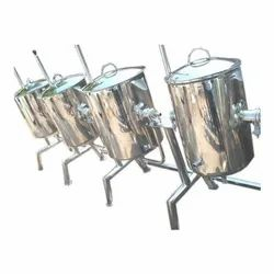 Steam Cooking Vessels, For Restaurant