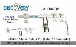 Laher 2 Line Aldrop & Latch