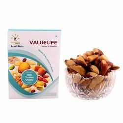 Box Valuelife Dry Brazil Nuts, Pack Size: 100 Kgs, High in Protein