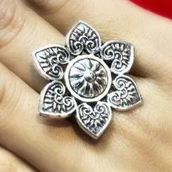 Oxidized Floral Rings