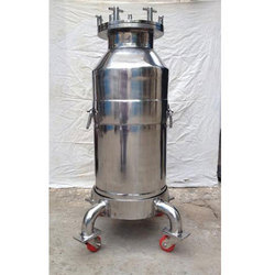 20 Liters Stainless Steel Sterile Pressure Vessel