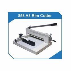 858 - A3 Rim Paper Cutter