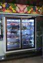 Chiller For Super Market and Vegetable Market
