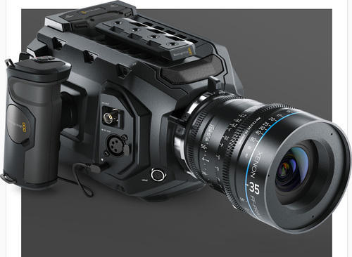 Blackmagic Ursa Mini 4k Camera Ef Mount With Bill & Warranty ...