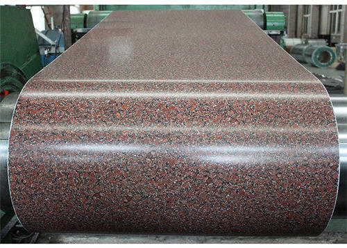 Red Asbestos Cement And Aluminum Pvc Laminated Gi Sheets