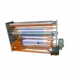 Shaft Less Rewinder Machine
