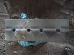 High Chrome Steel Blow Bar