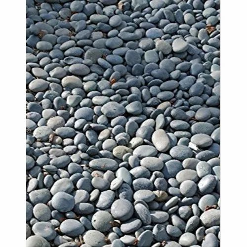 Dalton Outdoor Black Landscaping Pebble
