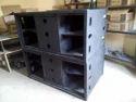 S-18'' Bass W Bin Cabinet