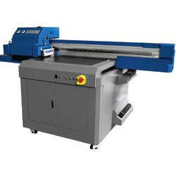 Flat Bed UV Digital Printer