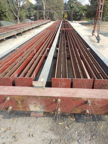 Electric Cement Pole Making Mold