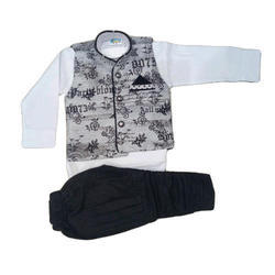 Royal Kurta Mens KidScotton Kurta Pyjama