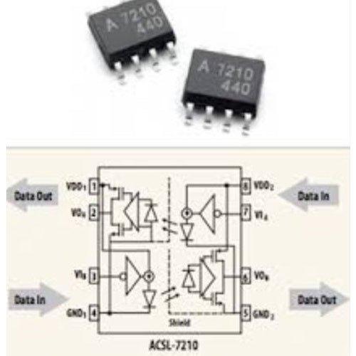 High Speed Optocoupler, High Speed Optocoupler - Sumedha ...