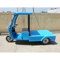 GEM Battery Operated E-Rickshaw Loader