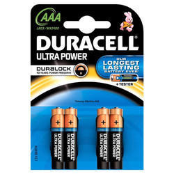 Duracell Ultra Power AAA Battery