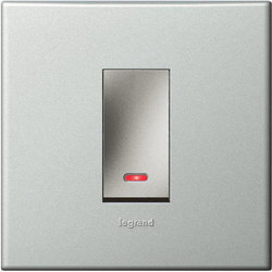 Legrand Arteor 16A 1M 1-Way Modular Switches
