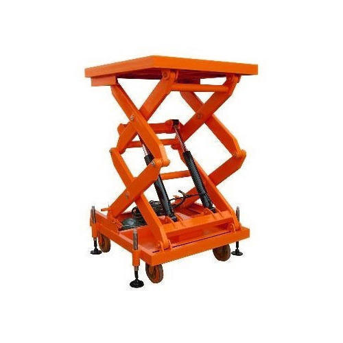 Hydraulic Scissor Lift Table - Battery Operated Scissor Lift