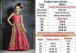 Girls Ethnic Kids Wear