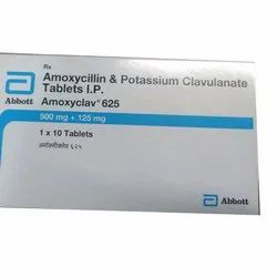 Potassium Clavulanate Tablet