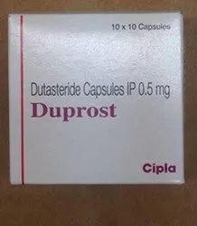 Dutasteride Capsules IP