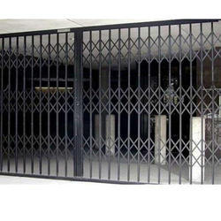 SS And MS Collapsible Gates