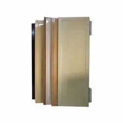 Pvc Hollow Profile Doors, Thickness: 24 Mm, Size: 30 X 80 Inch