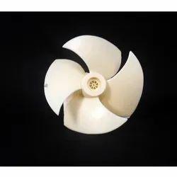 standard Plastic AC Fan Blade, Thickness: 2-10 Mm, Blade Size: 300-600 Mm