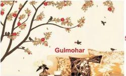 Big Stencils Gulmohar