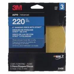 3M Dry Sanding Discs