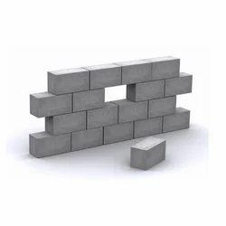 Rectangular Building Cement Bricks