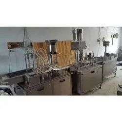 Automatic Injectable Vial Filling Machine