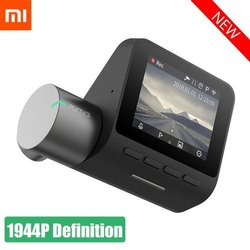 Xiaomi 70mai Smart Dash Cam Pro, 2K  1944p QHD Recording, Voice & App Control, Parking Mode