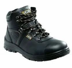 Leather JCB Trekker Safety Shoes, Rs