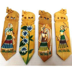 Decorative Wooden Book Mark