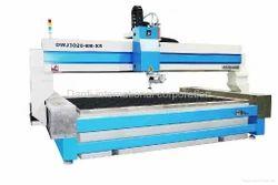 Automatic 5 Axis CNC Waterjet Machine