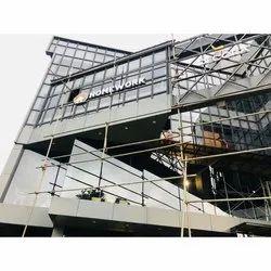 Toughened Glass Aluminium Glazing Services