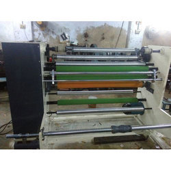 Self Protection BOPP Tape Slitting Machine
